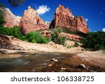 The View Of Canyon Junction At...