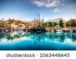 antalya  turkey   december 14 ... | Shutterstock . vector #1063448645