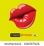happy birthday funny card smile ...