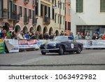 alfa romeo 1900 touring  1000... | Shutterstock . vector #1063492982