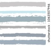 paint stripe seamless pattern.... | Shutterstock .eps vector #1063507946