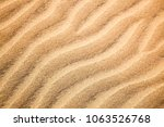 traces of the wind in the... | Shutterstock . vector #1063526768