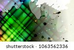 wide format abstract grunge... | Shutterstock .eps vector #1063562336