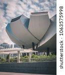 singapore   april 2  2018 ... | Shutterstock . vector #1063575998