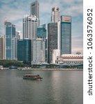 singapore   april 2  2018 ... | Shutterstock . vector #1063576052