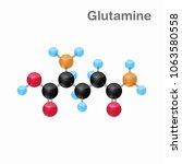 molecular omposition and... | Shutterstock .eps vector #1063580558
