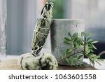 White Salvia Incense. Salvia...