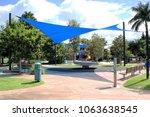 7 april 2018 children park in...   Shutterstock . vector #1063638545