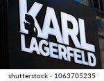 berlin  germany   march 19 ... | Shutterstock . vector #1063705235