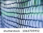 tennis net background | Shutterstock . vector #1063705952