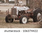 Old Tractor