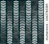 arrow pattern design background ... | Shutterstock .eps vector #1063783385