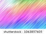 light multicolor  rainbow... | Shutterstock .eps vector #1063857605