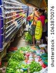 samut songkhram  thailand  ...   Shutterstock . vector #1063870076