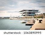 valencia  spain   december 10 ... | Shutterstock . vector #1063890995