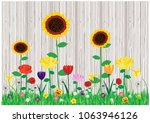 color vector illustration of... | Shutterstock .eps vector #1063946126