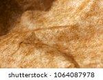 wrinkled paper texture | Shutterstock . vector #1064087978