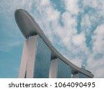 singapore   april 2  2018 ... | Shutterstock . vector #1064090495