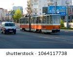 kaliningrad   russian...   Shutterstock . vector #1064117738