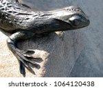 gomel belarus   06.18.2008.... | Shutterstock . vector #1064120438