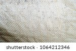 closed up of rice bag or... | Shutterstock . vector #1064212346