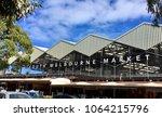 melbourne  australia  april 06  ...   Shutterstock . vector #1064215796