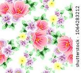 abstract elegance seamless...   Shutterstock . vector #1064283212