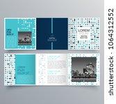 brochure design  brochure... | Shutterstock .eps vector #1064312552