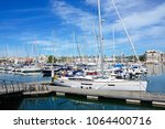 lagos  portugal   june 9  2017  ...   Shutterstock . vector #1064400716