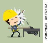 injure fragmentation during... | Shutterstock .eps vector #1064426465