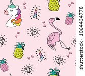 Unicorn Flamingo Pineapple...