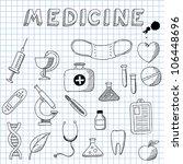 vector illustration of the... | Shutterstock .eps vector #106448696