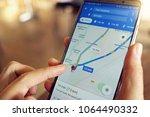 penang  malaysia   april 6 ... | Shutterstock . vector #1064490332