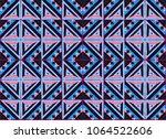 tribal vector ornament....   Shutterstock .eps vector #1064522606