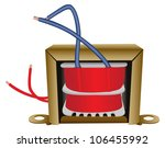 illustration of an electric... | Shutterstock .eps vector #106455992