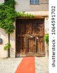 staffarda  piedmont  italy  ... | Shutterstock . vector #1064591702