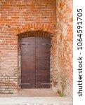 staffarda  piedmont  italy  ... | Shutterstock . vector #1064591705