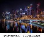 singapore   april 2  2018 ... | Shutterstock . vector #1064638205