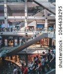 singapore   april 2  2018 ... | Shutterstock . vector #1064638295