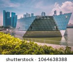singapore   april 2  2018 ... | Shutterstock . vector #1064638388