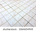 old classic ceramic tile | Shutterstock . vector #1064654945