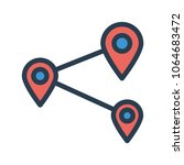 location pin gps