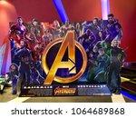 bangkok  thailand   april 6 ...   Shutterstock . vector #1064689868