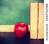 back to school background | Shutterstock . vector #1064762588