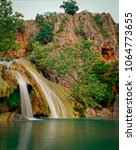Turner Falls  In The Arbuckle...