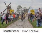 templeuve  france   april 08 ...   Shutterstock . vector #1064779562