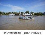 an giang province  tan chau... | Shutterstock . vector #1064798396