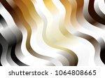 dark yellow  orange vector... | Shutterstock .eps vector #1064808665