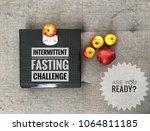 conceptual image of... | Shutterstock . vector #1064811185