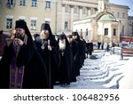 Moscow   March 14  Monks And...